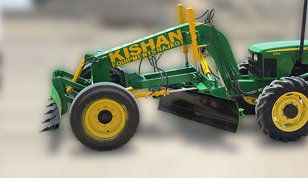Kishan Grader Attachment
