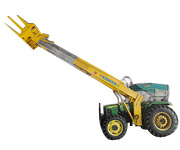 Telescopic Loader for Cotton Industry