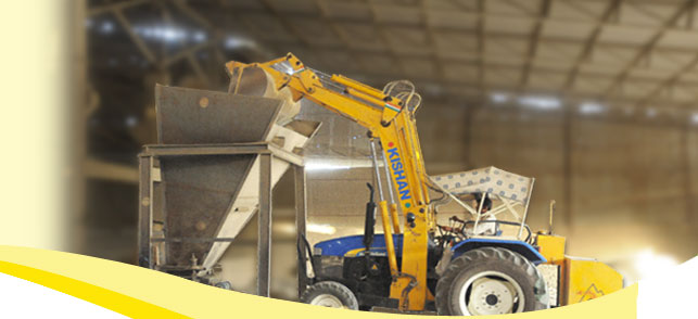 Hydraulic Solution for Cement Industry | Kishan Equipments