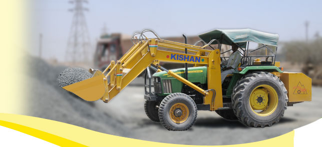 Hydraulic Solution for Crushing Industry | Kishan Equipments